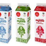10 originales packagings: LECHE