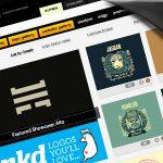 15 WEBS: galerías de logotipos