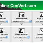 Online-Convert: conversor de archivos gratuito