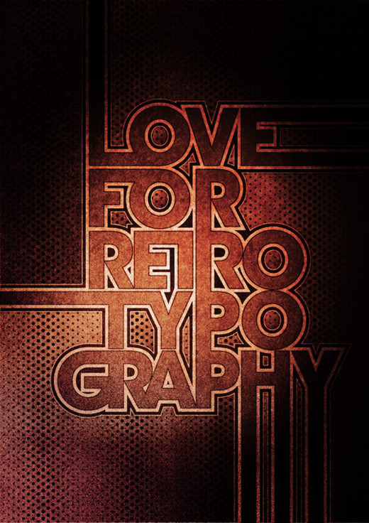Retrovintage26 in Celebrating Vintage and Retro: 60 Remarkable Designs