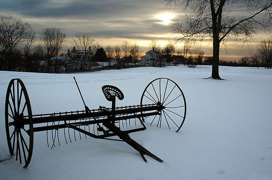 211 in Snowy Winter Photography