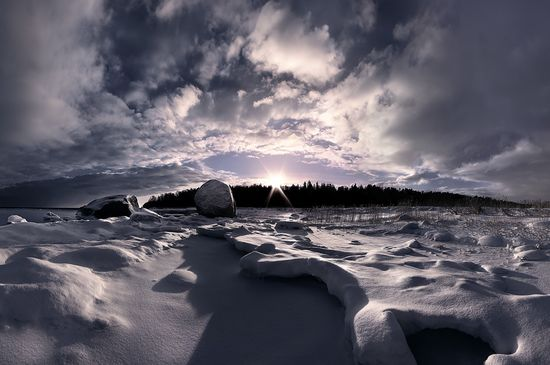 73 in Snowy Winter Photography