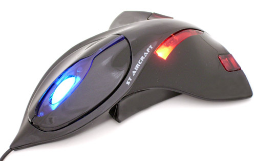 aircraft mouse Unusual Computer Mice You Probably Havent Seen Before