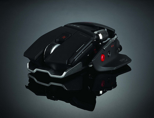 cyborg mouse Unusual Computer Mice You Probably Havent Seen Before