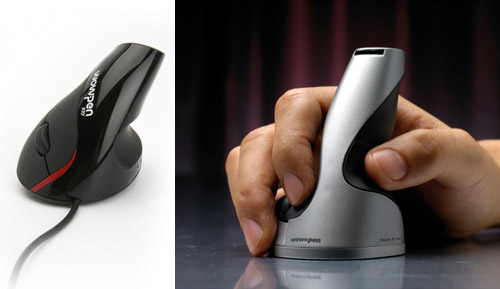 ergonomic mouse Unusual Computer Mice You Probably Havent Seen Before