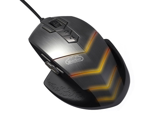 warcraft mouse Unusual Computer Mice You Probably Havent Seen Before