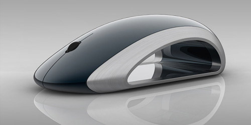 zero mouse Unusual Computer Mice You Probably Havent Seen Before