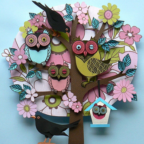 Helen Musselwhite 01 Masters of Paper Art and Paper Sculptures