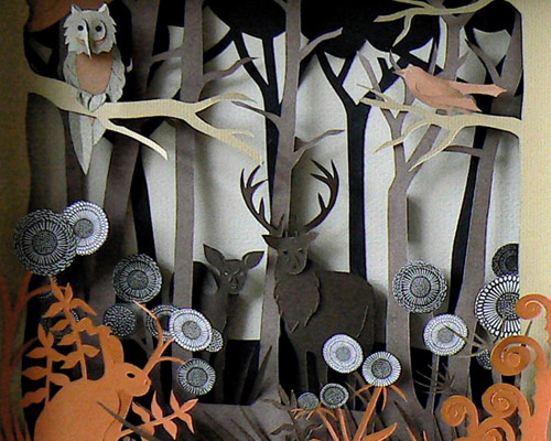 Helen Musselwhite 03 Masters of Paper Art and Paper Sculptures