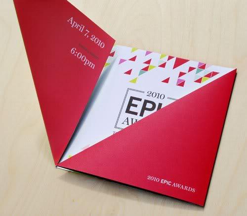 TWHP 2010 EPIC Awards Print Inspiration