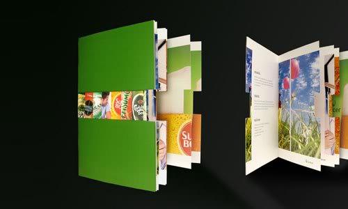 Unicer Corporate Brochure Print Inspiration