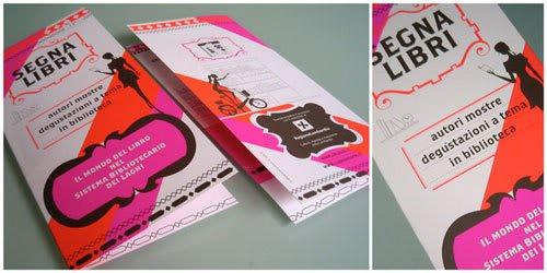 Segna Libri Print Inspiration
