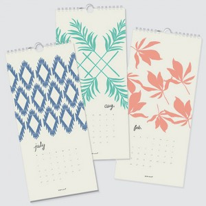 graphic pattern vertical calendar susy jack 300x300
