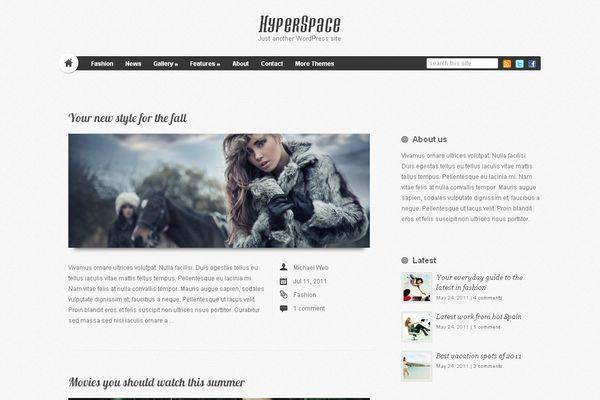 WordPress: 21 Increíbles Temas gratuitos - ✚ComoYoDsg