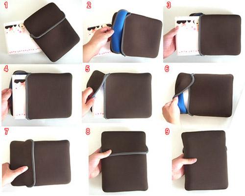Reversible 50 + Cool mangas y bolsas para portátiles que se pueden (en realidad) Comprar