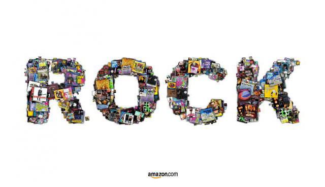 Publicidad Impresa - Amazon: Rock