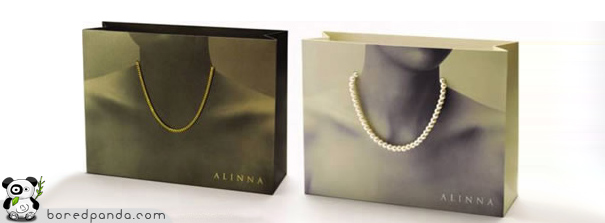 Alinna Shopping Bag