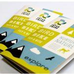 32 diseños creativos: FOLLETOS