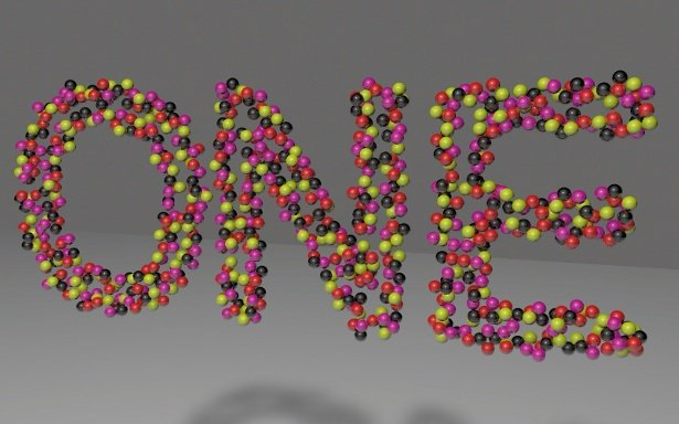 Animate your fonts in Cinema 4D - animation