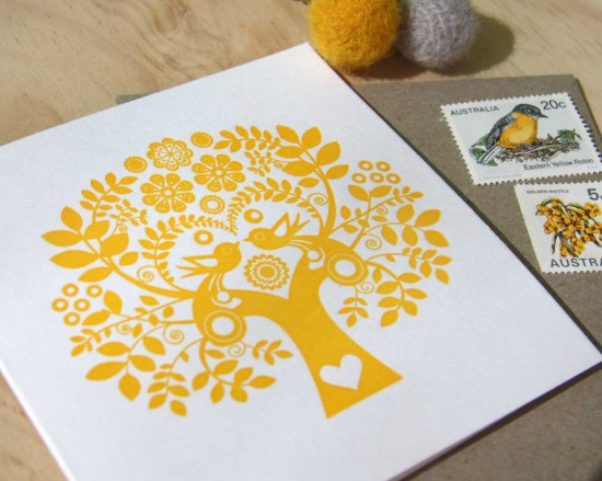 1x1.trans Seasonal Stationery: Easter Cards