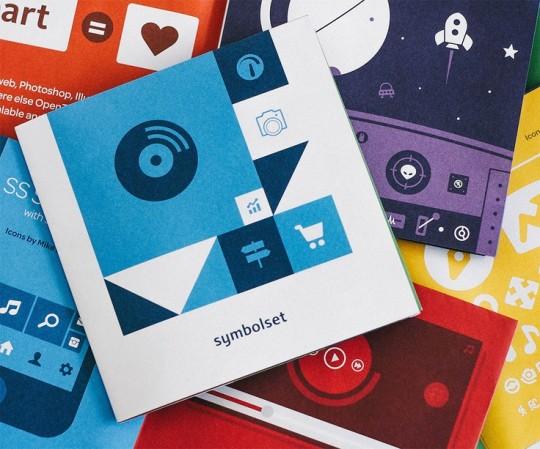 Symbolset catalogs