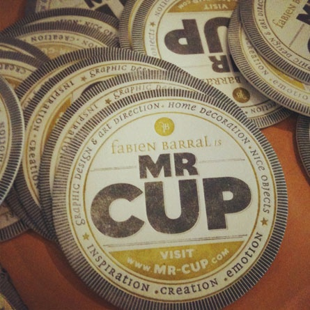 Mr Cup Coasters