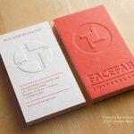 Tarjetas de visita: 23 diseños innovadores