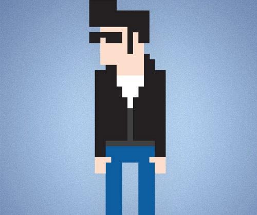 8pixelcharacter 40 Fresh mejores tutoriales de Illustrator a partir de 2013