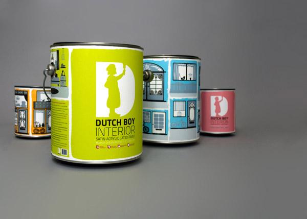 DutchBoy Paints by Neha Hattangdi