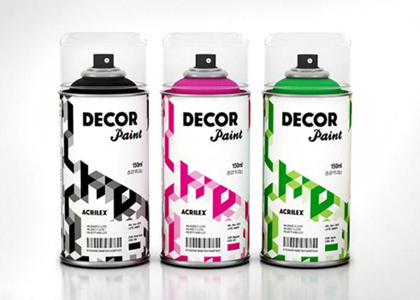 Acrilex Decor Paint by Da Urca Comunicação