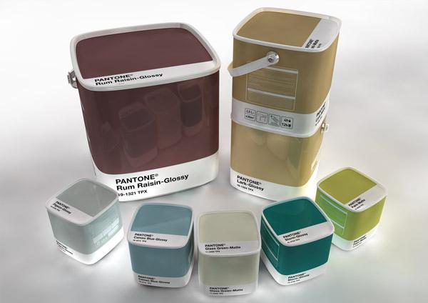 26 Packagings: PINTURA