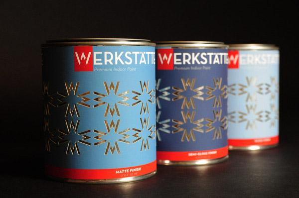 Werkstatte Premium Paint by Jessica Vande Werken