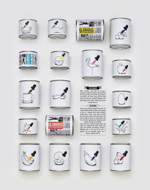 PAINT PACKAGING DESIGN by Binal Parikh Gharat