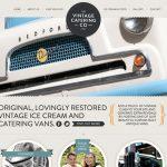 16 Diseños Web – VINTAGE