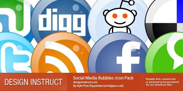 Burbujas de Social Media