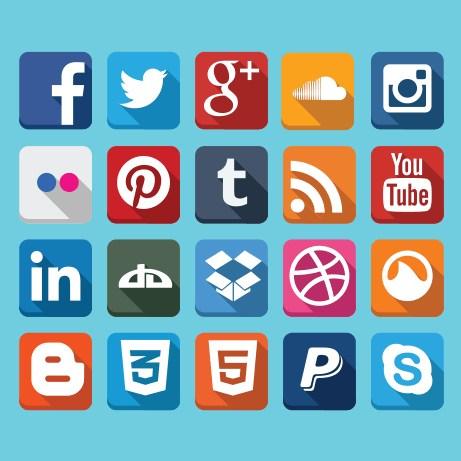 Piso Social Media Icons