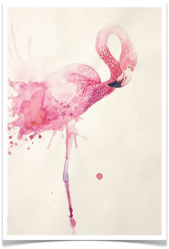 Watercolor Animal Abstractions Artist: Annelie Solis