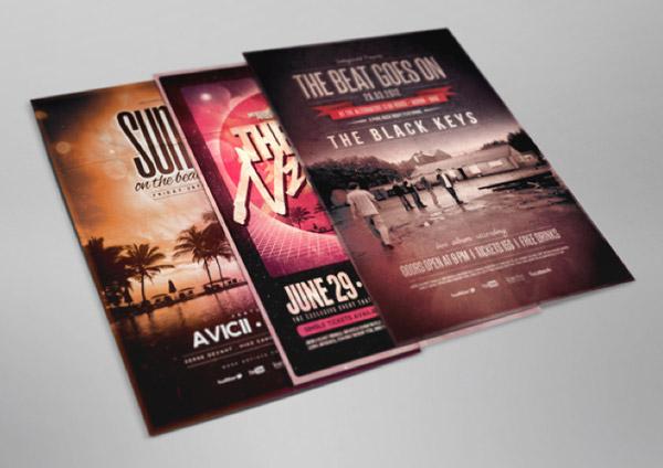 Flyer y Poster Maqueta 01