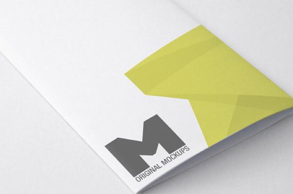 Tri Fold Brochure Maqueta 01