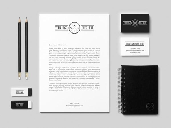 Branding / Identidad Maqueta Vol. 2