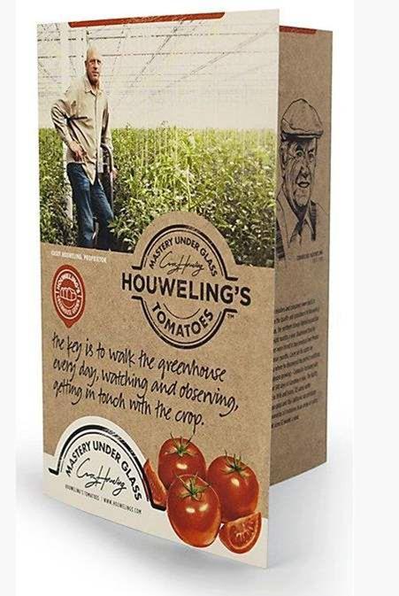 Houweling's Tomatoes brochure