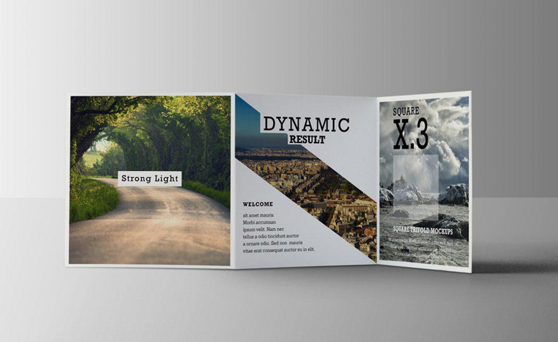 5 tipos de folletos publicitarios