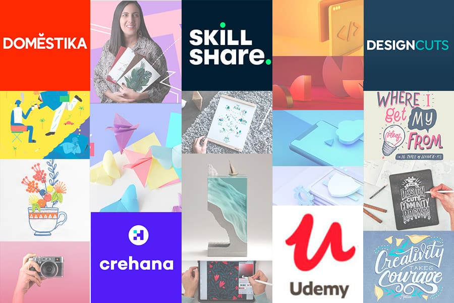 Top 5 Formación Online Creativa Gratis